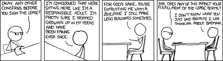 Coyote Blog » XKCD